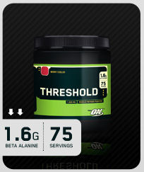 Optimum Nutrition Threshold
